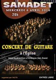 concert guitare ACTS